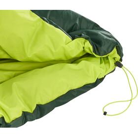 Y by Nordisk Tension Brick 200 Sleeping Bag L, negro/verde